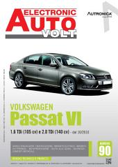 Manuale di elettronica Volkswagen Passat VI - EAV90: 1.6 TDi 105 cv e 2.0 TDi 140 cv