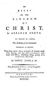 An Essay on the Kingdom of Christ
