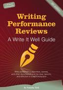Writing Performance Reviews