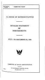 Hearings, Reports and Prints of the House Committee on House Administration
