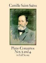 Piano concertos nos. 2 and 4