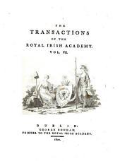 Transactions: Volume 7