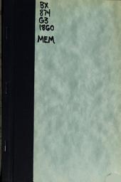 Pastoral del illmo. Sr. Arzobispo Doctor D. Lázaro de la Garza y Ballesteros, con motivo de la encíclica de nuestro santísimo padre el Señor Pio IX, fecha 29 de enero del presente año