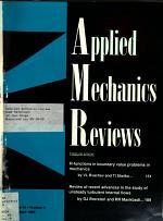 Applied Mechanics Reviews