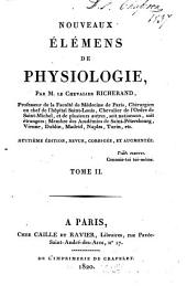 Nouveaux élémens [sic] de physiologie ...: T. 1-2