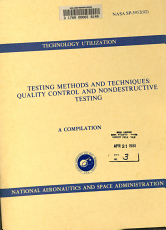 Testing Methods and Techniques  Quality Control and Nondestructive Testing PDF