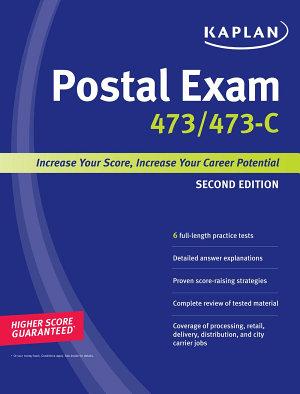 Kaplan Postal Exam 473 473 C PDF