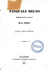 Pasquale Bruno romanzo storico siciliano di A. Dumas