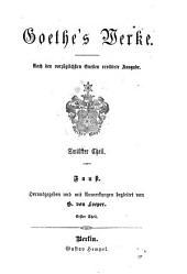 Werke: Nach den vorzüglichsten Quellen revidirte Ausgabe, Volumes 1-13