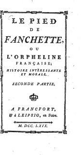 Le Pied de Fauchette, ou l'Orpheline française: Volume2
