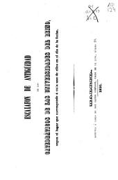 Escalafón de antigüedad de los catedráticos numerarios de las universidades del Reino en ...