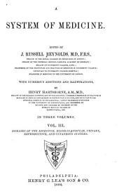 A System of Medicine: Volume 3