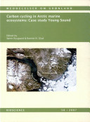 Carbon Cycling in Arctic Marine Ecosystems: Case Study Young Sound