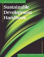 Sustainable Development Handbook
