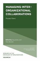 Managing Inter Organizational Collaborations PDF