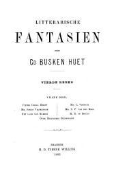 Litterarische fantasien: Volume 5