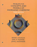 Concepts and Models of Inorganic Chemistry  Solutions Manual PDF