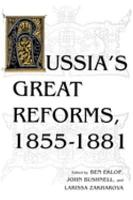 Russia s Great Reforms  1855 1881 PDF