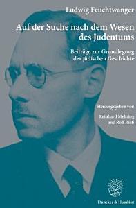 Auf der Suche nach dem Wesen des Judentums PDF