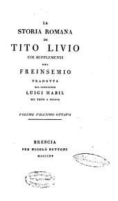 La storia romana di Tito Livio: Volume 10