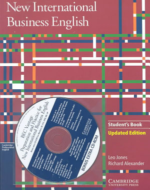 New International Business English Updated Edition Student s Book with Bonus Extra BEC Vantage Preparation CD ROM PDF