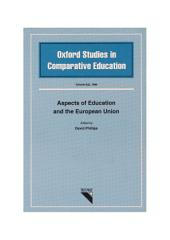 Aspects of Education and the European Union