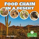 Food Chain in a Desert PDF