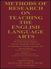 Methods of Research on Teaching the English Language Arts PDF