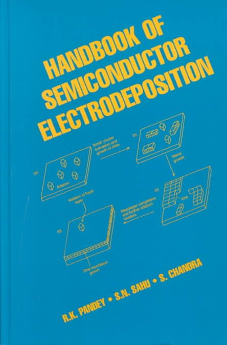Handbook of Semiconductor Electrodeposition
