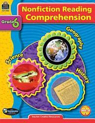Nonfiction Reading Comprehension Grade 6 Book PDF