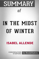 Summary of in the Midst of Winter by Isabel Allende
