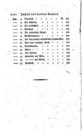 Johannes von Müller sämmtliche Werke: Band 3