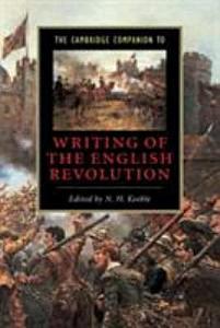 The Cambridge Companion to Writing of the English Revolution PDF