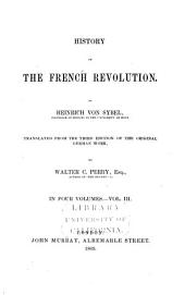 History of the French Revolution: Volume 3