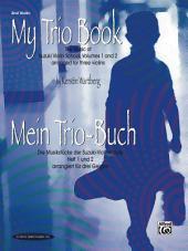 My Trio Book (Mein Trio-Buch) (Suzuki Violin Volumes 1-2 arranged for three violins): Violin 2 Part