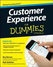 Customer Experience For Dummies