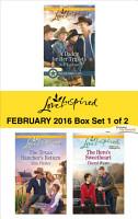 Love Inspired February 2016   Box Set 1 of 2 PDF