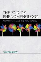 End of Phenomenology PDF