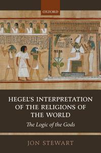 Hegel s Interpretation of the Religions of the World PDF