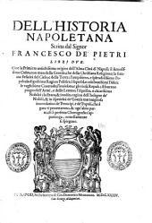 Dell'historia napoletana