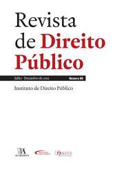 Revista de Direito Público - Ano III, N.o 6 - Julho/Dezembro 2011