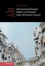 International Human Rights Law Beyond State Territorial Control PDF