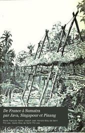 De France à Sumatra par Java, Singapour et Pinang: Les anthropophages
