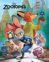 Zootopia Movie Storybook
