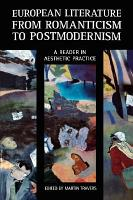 European Literature from Romanticism to Postmodernism PDF
