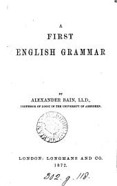 A Brief English Grammar on a Logical Method