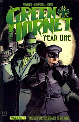Green Hornet Year One Vol 1  The Sting Of The Scorpion PDF