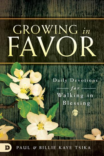 Growing in Favor PDF