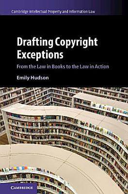 Drafting Copyright Exceptions PDF