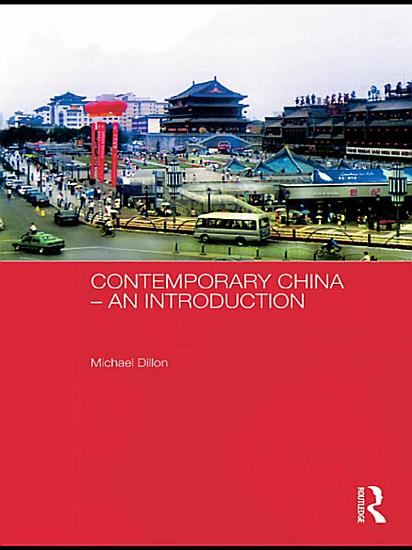 Contemporary China   An Introduction PDF
